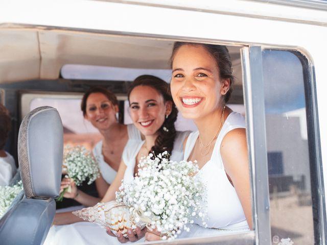 La boda de Nauzet y Laura en Caleta De Sebo (Isla Graciosa), Las Palmas 20