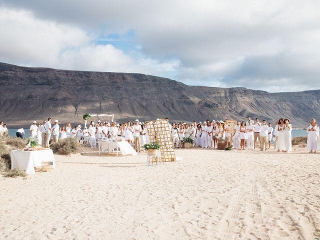 La boda de Nauzet y Laura en Caleta De Sebo (Isla Graciosa), Las Palmas 21