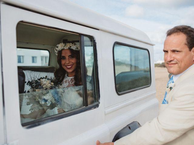 La boda de Nauzet y Laura en Caleta De Sebo (Isla Graciosa), Las Palmas 22