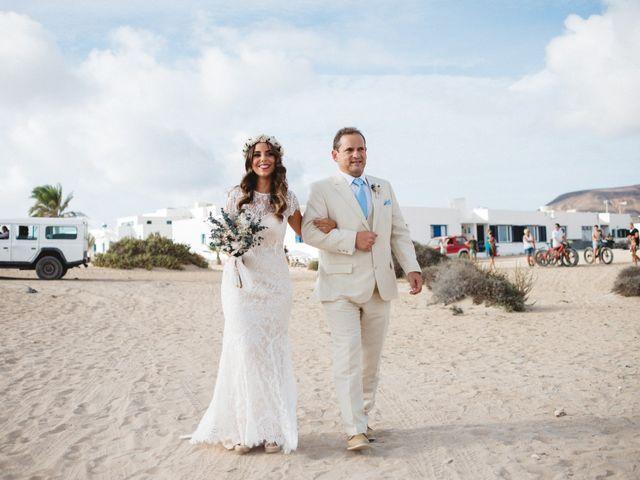 La boda de Nauzet y Laura en Caleta De Sebo (Isla Graciosa), Las Palmas 24