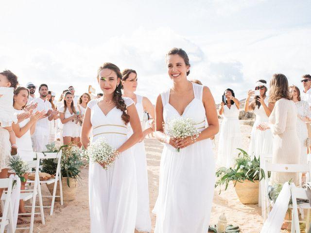 La boda de Nauzet y Laura en Caleta De Sebo (Isla Graciosa), Las Palmas 27