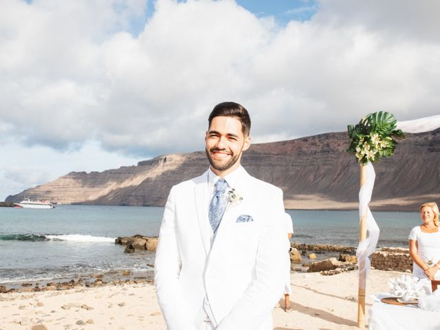 La boda de Nauzet y Laura en Caleta De Sebo (Isla Graciosa), Las Palmas 31
