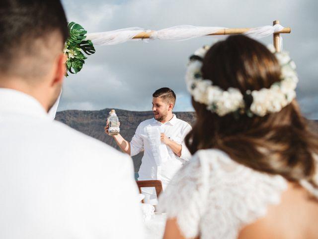 La boda de Nauzet y Laura en Caleta De Sebo (Isla Graciosa), Las Palmas 38