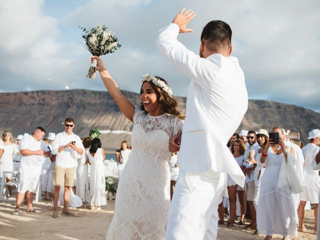La boda de Nauzet y Laura en Caleta De Sebo (Isla Graciosa), Las Palmas 50
