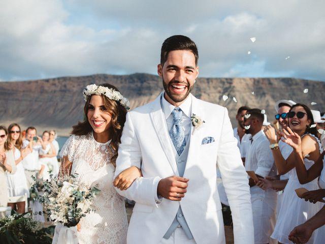 La boda de Nauzet y Laura en Caleta De Sebo (Isla Graciosa), Las Palmas 54