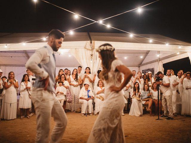 La boda de Nauzet y Laura en Caleta De Sebo (Isla Graciosa), Las Palmas 55