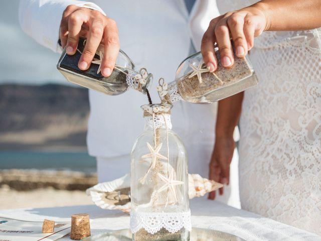 La boda de Nauzet y Laura en Caleta De Sebo (Isla Graciosa), Las Palmas 56
