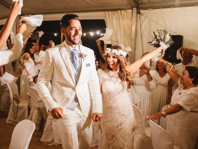 La boda de Nauzet y Laura en Caleta De Sebo (Isla Graciosa), Las Palmas 59
