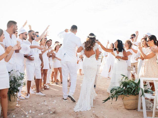 La boda de Nauzet y Laura en Caleta De Sebo (Isla Graciosa), Las Palmas 61