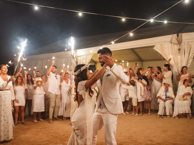 La boda de Nauzet y Laura en Caleta De Sebo (Isla Graciosa), Las Palmas 62