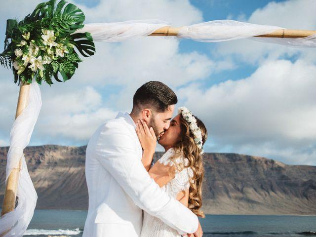 La boda de Nauzet y Laura en Caleta De Sebo (Isla Graciosa), Las Palmas 64