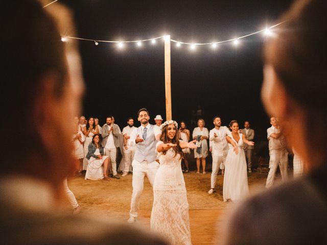 La boda de Nauzet y Laura en Caleta De Sebo (Isla Graciosa), Las Palmas 69