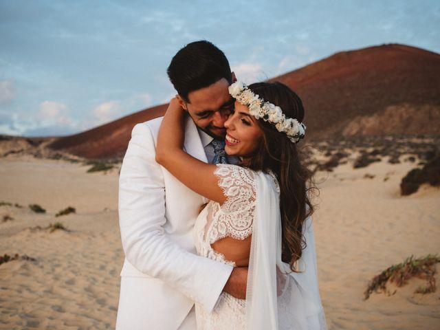 La boda de Nauzet y Laura en Caleta De Sebo (Isla Graciosa), Las Palmas 74