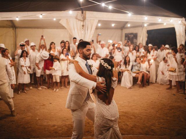La boda de Nauzet y Laura en Caleta De Sebo (Isla Graciosa), Las Palmas 75