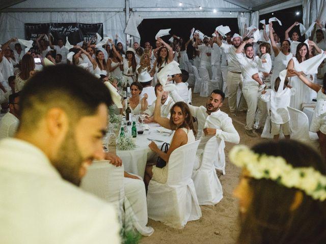 La boda de Nauzet y Laura en Caleta De Sebo (Isla Graciosa), Las Palmas 76