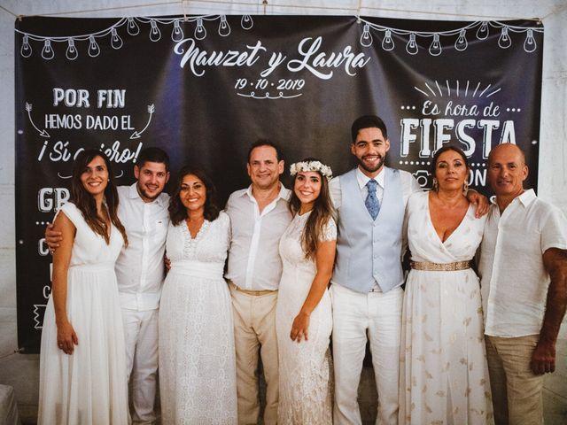 La boda de Nauzet y Laura en Caleta De Sebo (Isla Graciosa), Las Palmas 78