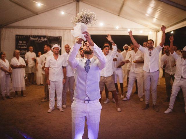 La boda de Nauzet y Laura en Caleta De Sebo (Isla Graciosa), Las Palmas 80