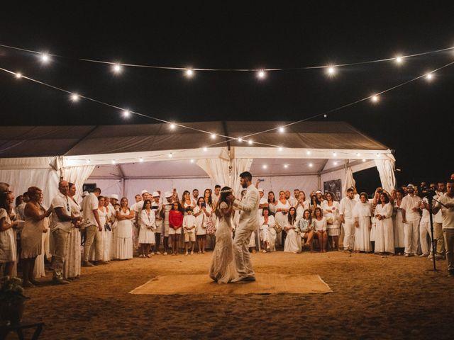 La boda de Nauzet y Laura en Caleta De Sebo (Isla Graciosa), Las Palmas 82