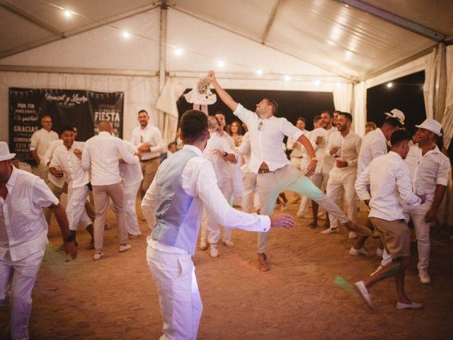 La boda de Nauzet y Laura en Caleta De Sebo (Isla Graciosa), Las Palmas 83