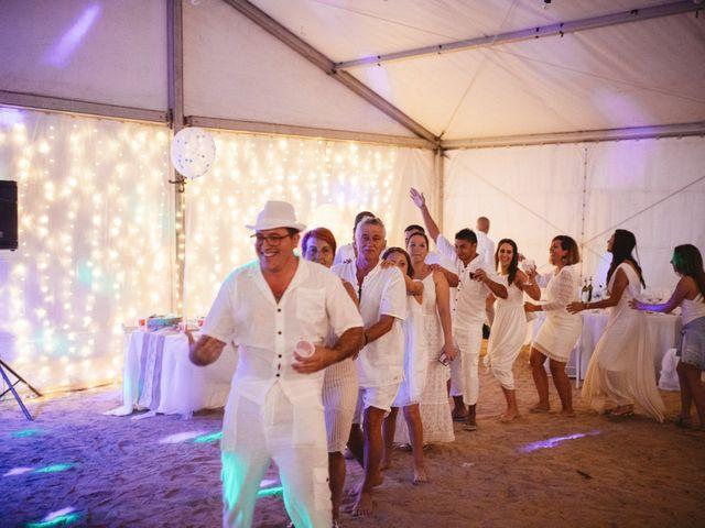 La boda de Nauzet y Laura en Caleta De Sebo (Isla Graciosa), Las Palmas 86