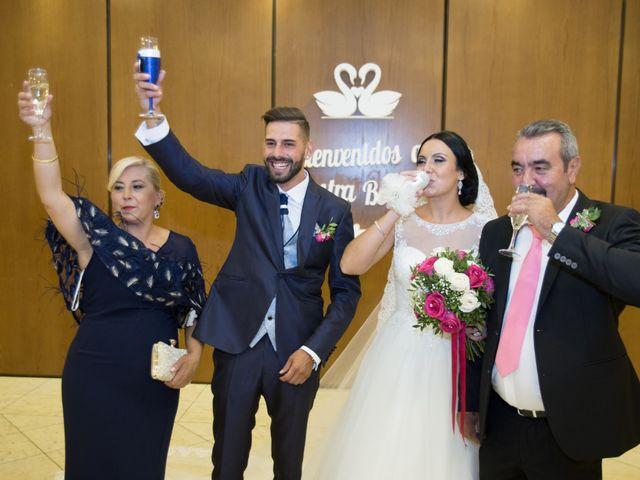 La boda de María y Manuel en Antequera, Málaga 8
