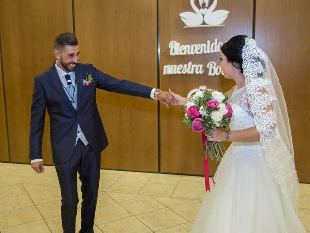 La boda de Manuel y María