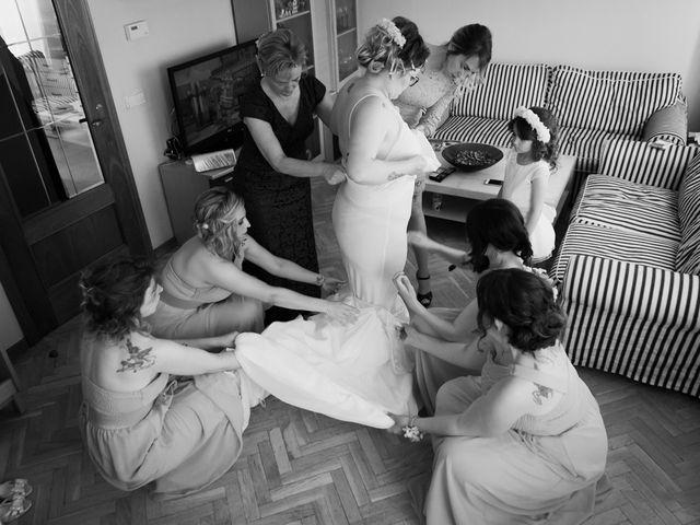 La boda de Dani y Sandra en Arganda Del Rey, Madrid 12