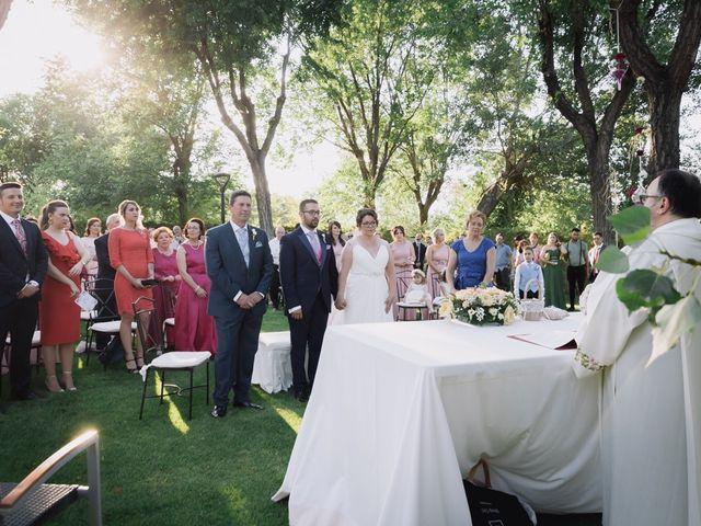 La boda de Dani y Sandra en Arganda Del Rey, Madrid 19