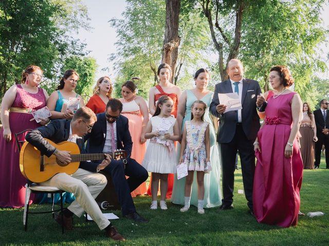 La boda de Dani y Sandra en Arganda Del Rey, Madrid 21