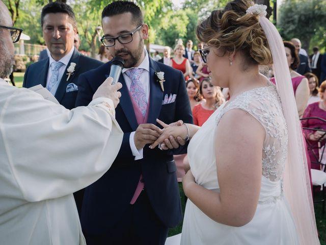 La boda de Dani y Sandra en Arganda Del Rey, Madrid 23