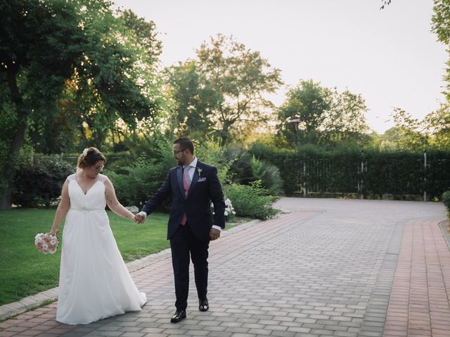 La boda de Dani y Sandra en Arganda Del Rey, Madrid 28