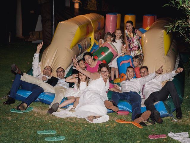 La boda de Dani y Sandra en Arganda Del Rey, Madrid 42