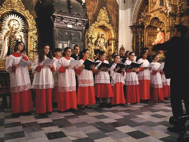 La boda de Manuel y Marta en Sevilla, Sevilla 26
