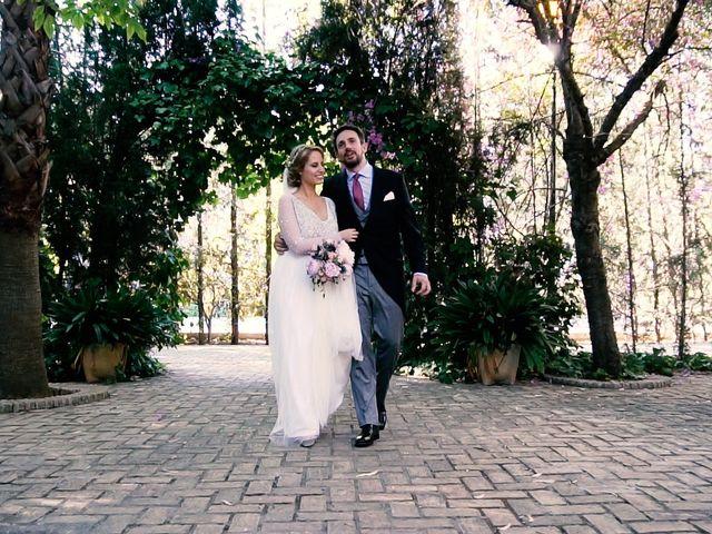 La boda de Manuel y Marta en Sevilla, Sevilla 28