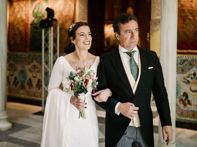 La boda de Migue y Espe en Sevilla, Sevilla 30