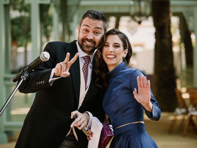 La boda de Migue y Espe en Sevilla, Sevilla 31
