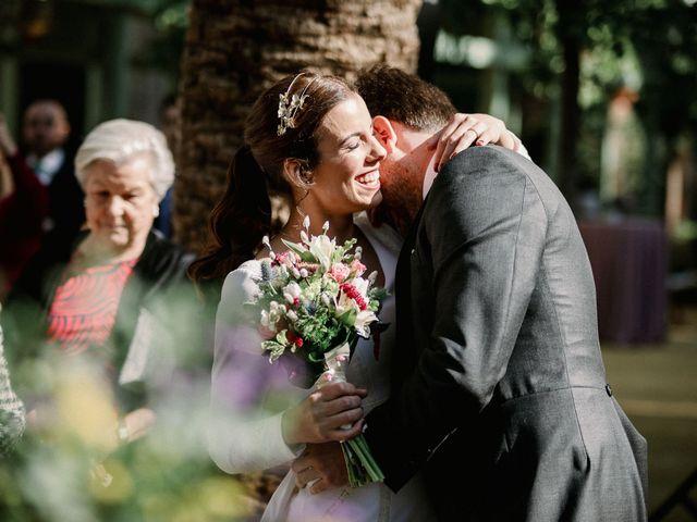La boda de Migue y Espe en Sevilla, Sevilla 35