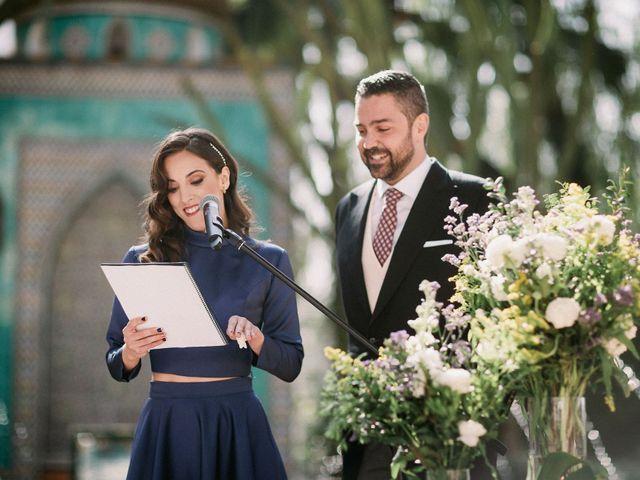 La boda de Migue y Espe en Sevilla, Sevilla 36