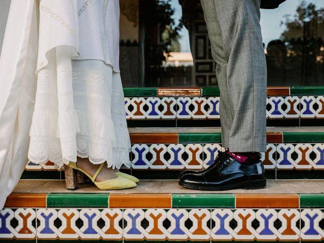 La boda de Migue y Espe en Sevilla, Sevilla 57