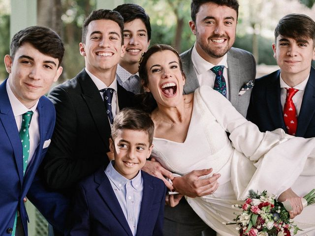 La boda de Migue y Espe en Sevilla, Sevilla 62