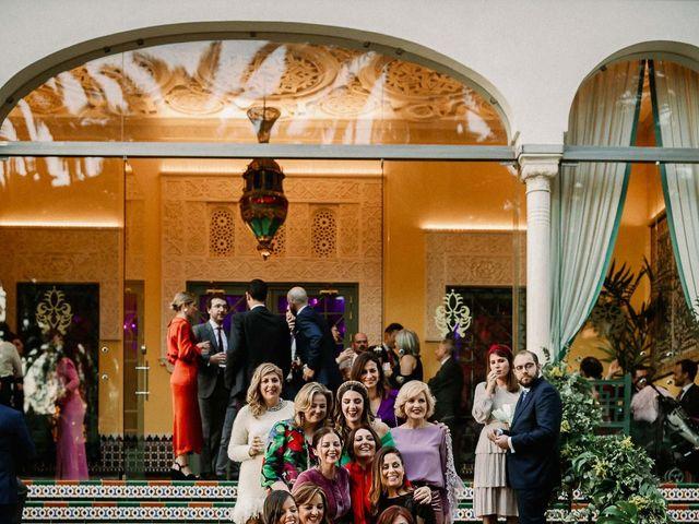 La boda de Migue y Espe en Sevilla, Sevilla 91