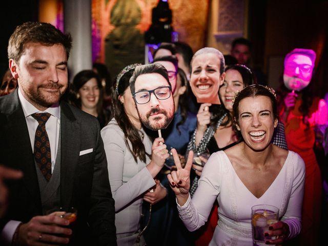 La boda de Migue y Espe en Sevilla, Sevilla 110