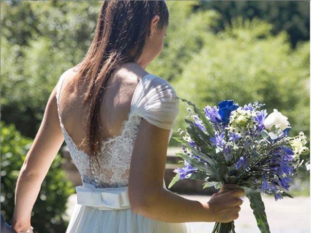 La boda de Benja y Bety en Tomiño, Pontevedra 9