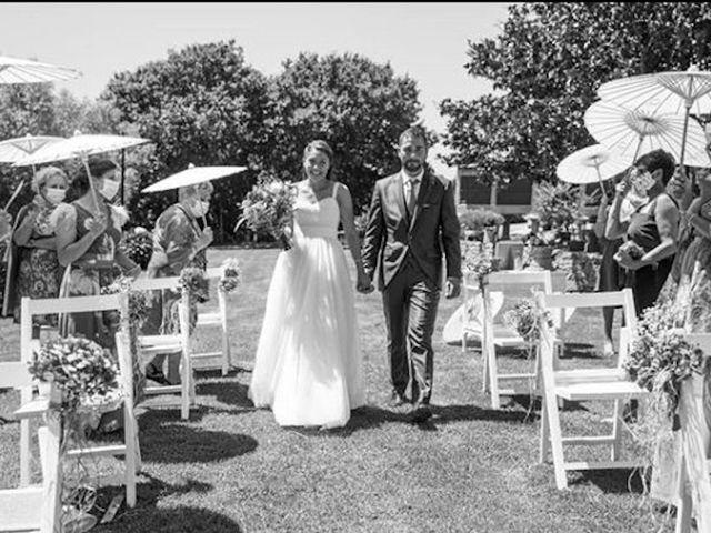 La boda de Benja y Bety en Tomiño, Pontevedra 10