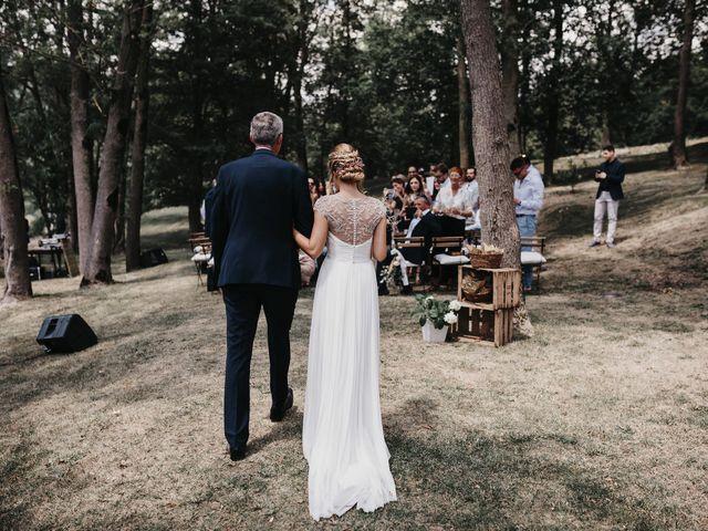 La boda de Miki y Laura en Camprodon, Girona 11