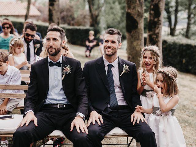 La boda de Miki y Laura en Camprodon, Girona 14