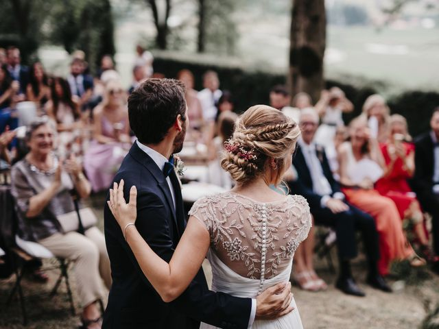 La boda de Miki y Laura en Camprodon, Girona 1