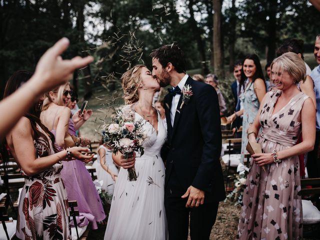 La boda de Laura y Miki