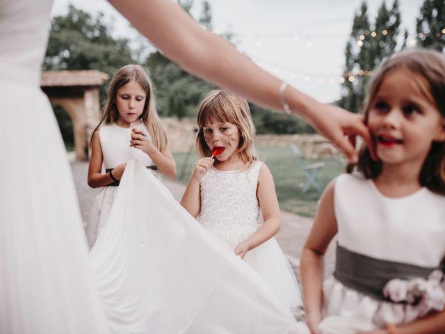 La boda de Miki y Laura en Camprodon, Girona 34