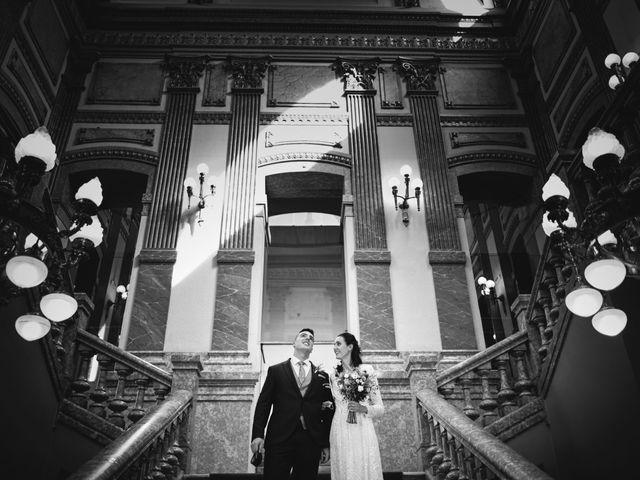 La boda de Samir y Efi en Albacete, Albacete 19